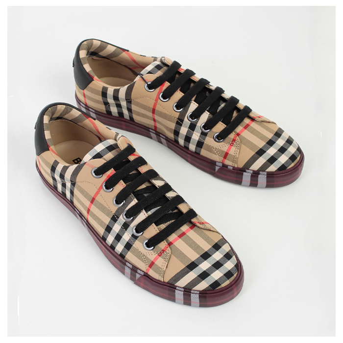 BURBERRY Vintage Check sneakers 8018535